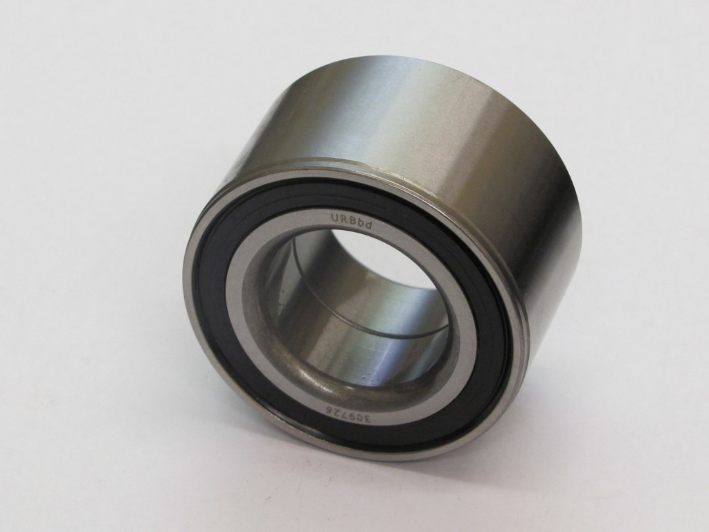 Sealed Bearing Assembly : Bah double row triple sealed ball bearing trailer